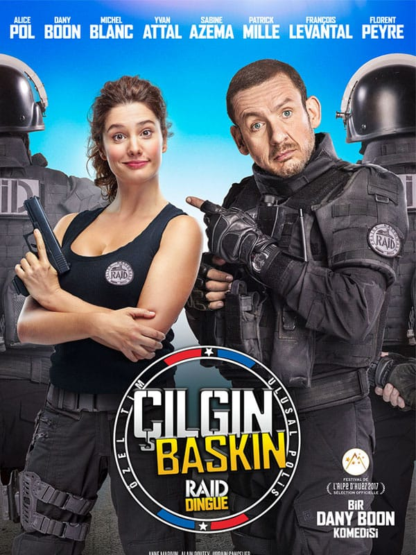 RAID DİNGUE & ÇILGIN BASKIN