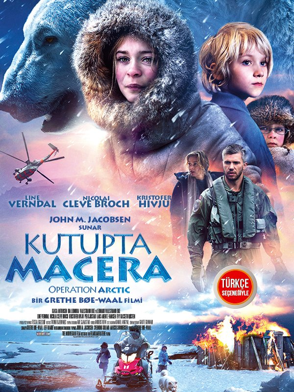 Operation Arctic / Kutup'ta Macera