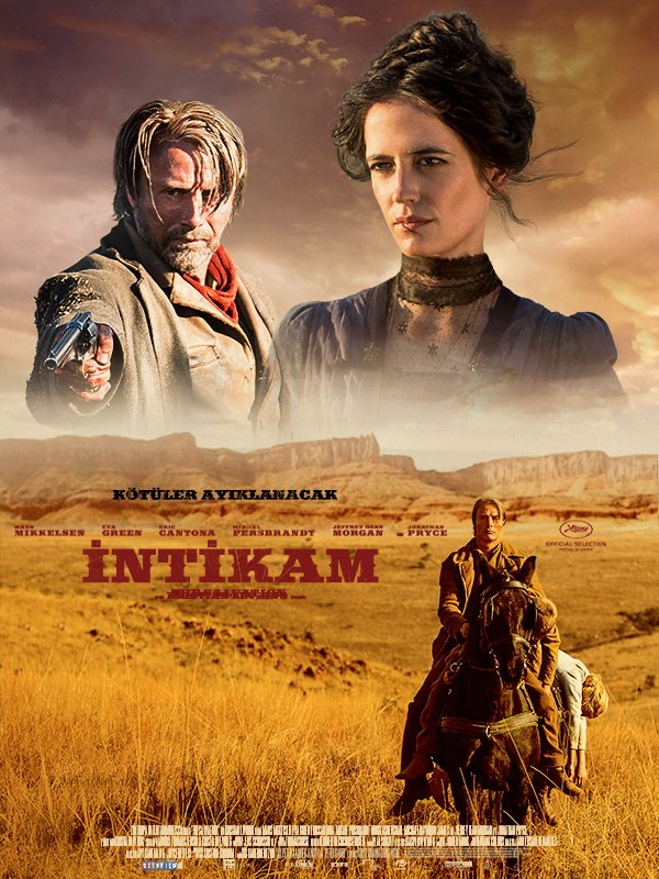 The Salvation / İntikam