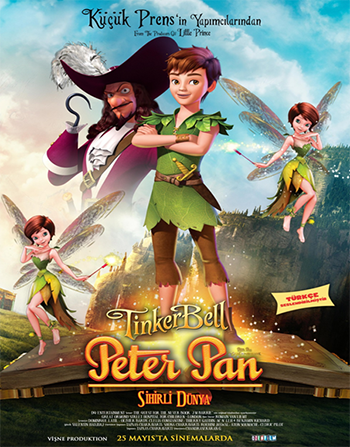 PETER PAN ve TİNKER BELL